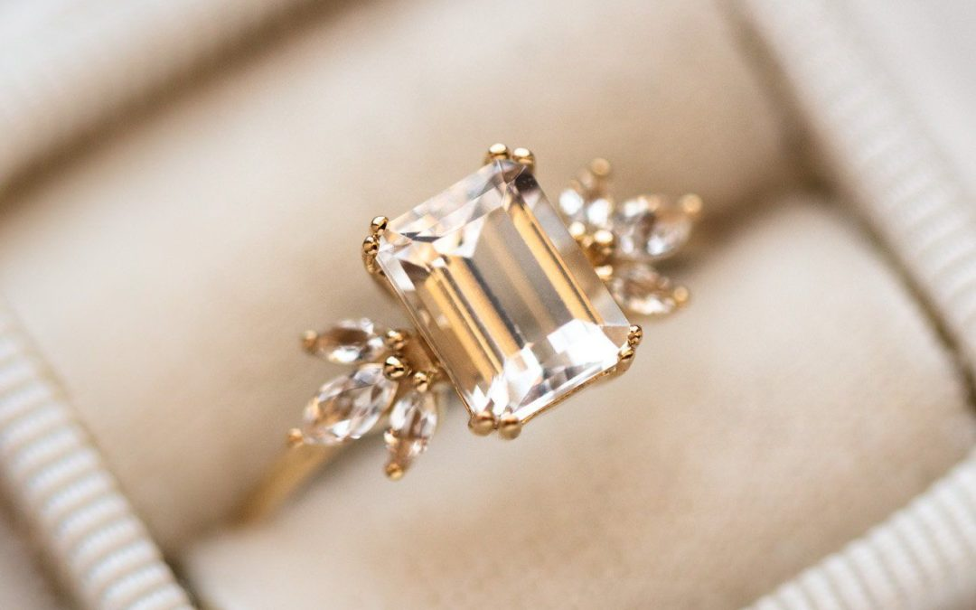 engagement ring in a box what to do after you get engaged