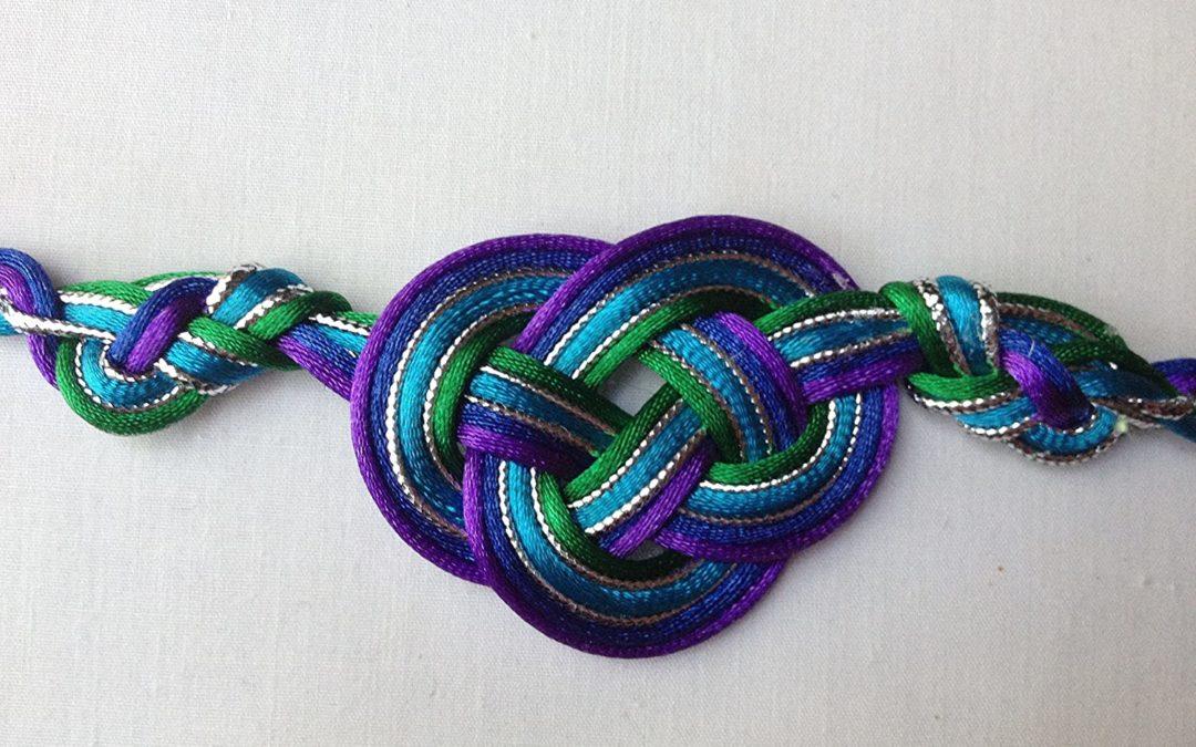 Handfasting ribbons