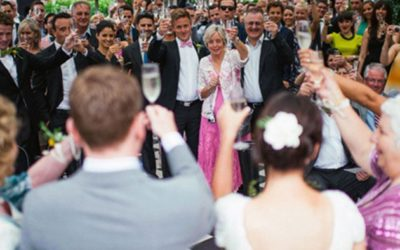 Top Tips for a Wedding Receiving Line