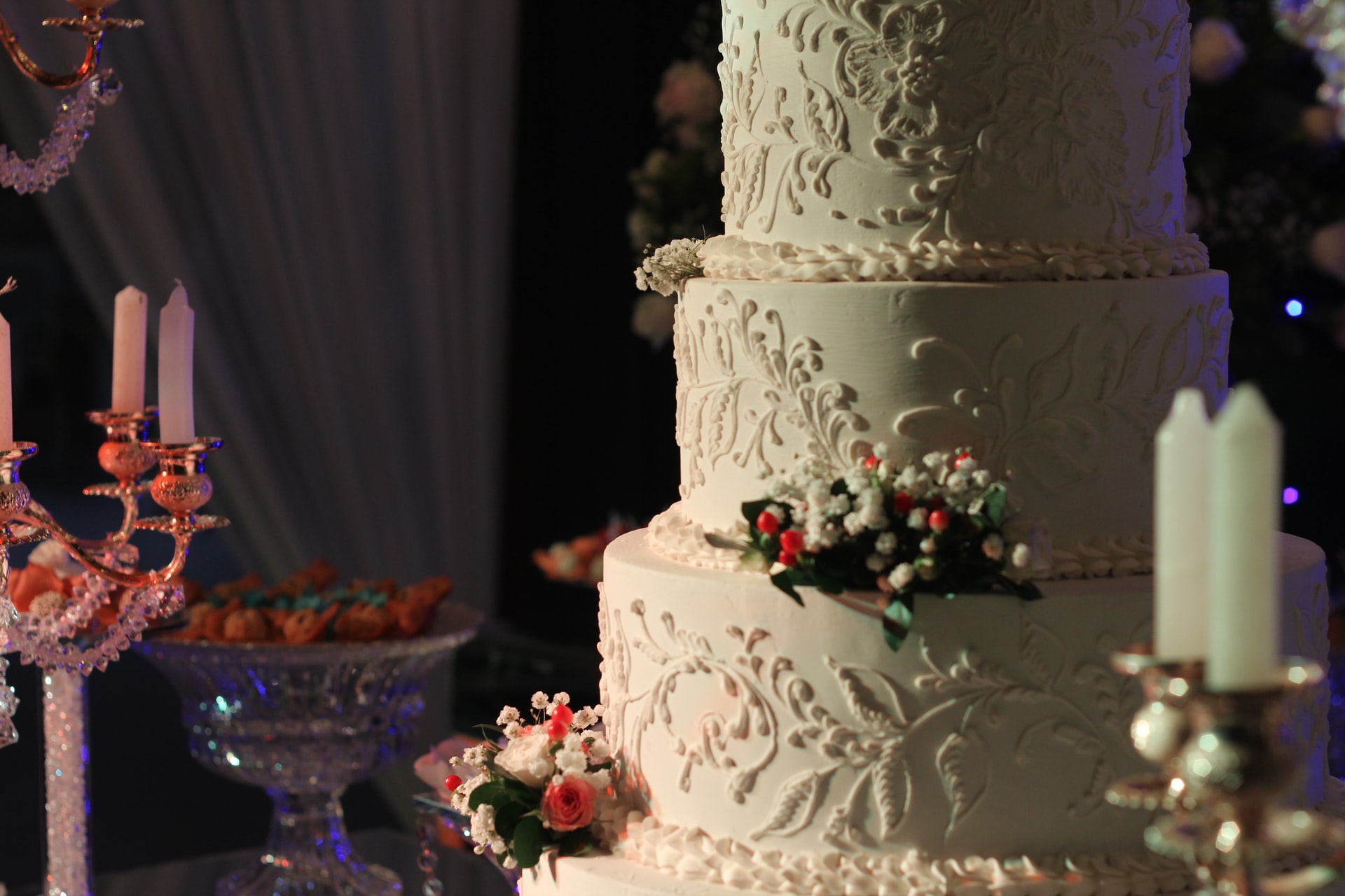questions to ask a cake maker with the celebrant angel