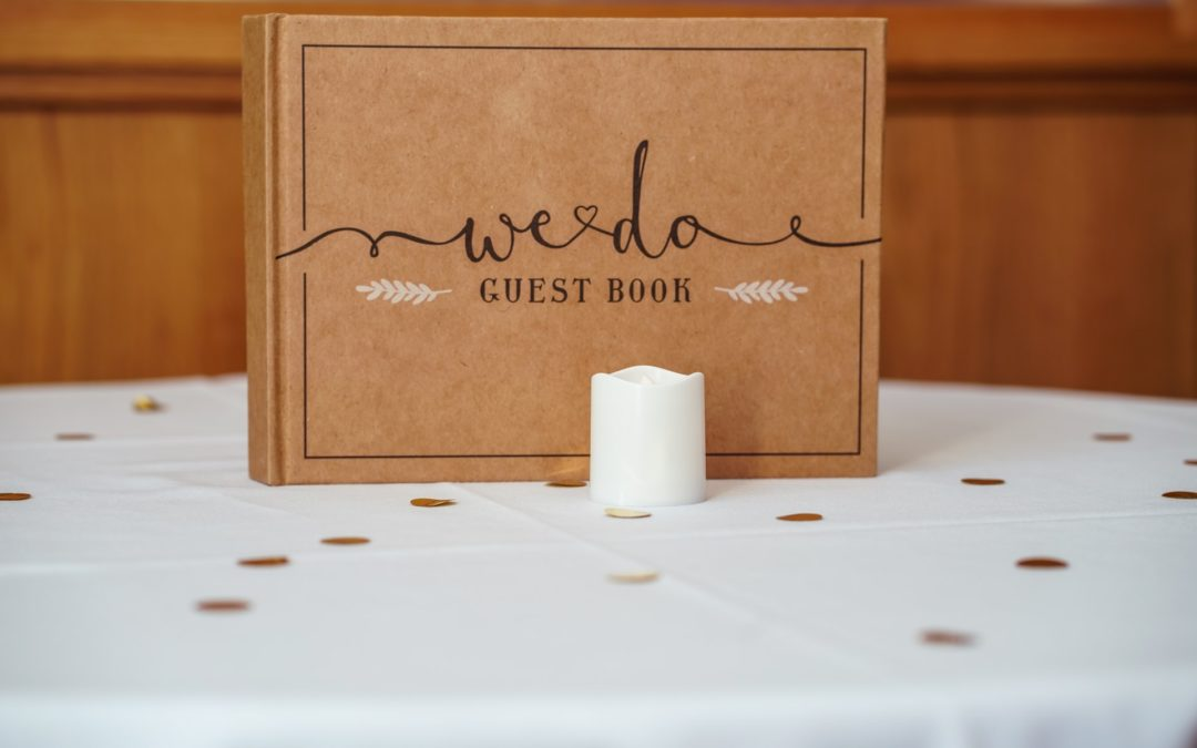 wedding guest books 7 alternative wedding guest book ideas with the celebrant angel