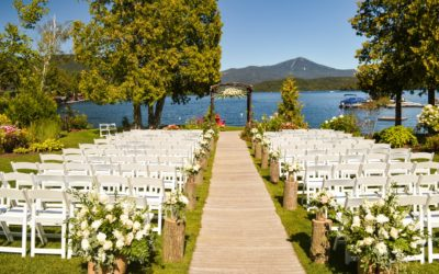 How to keep guests cool at summer weddings